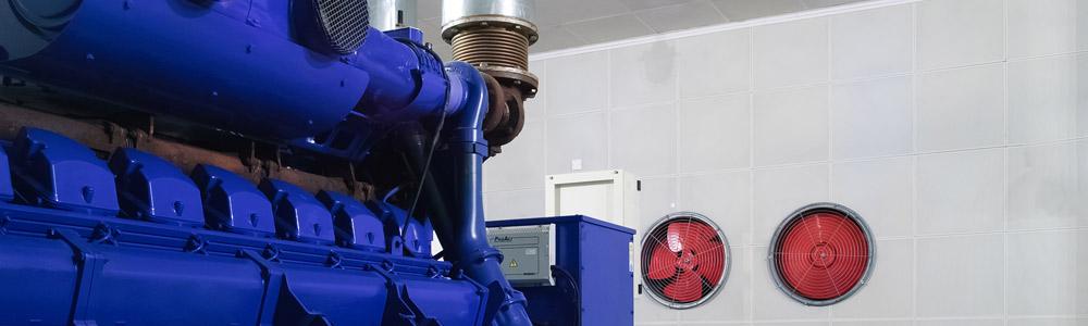 Imagen instalación generadores