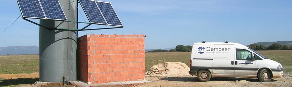 Imagen instalación uso agrícola