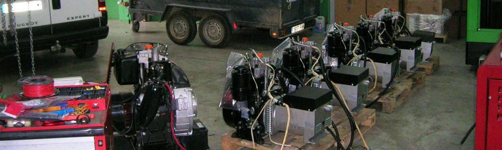 Imagen servicio técnico generadores