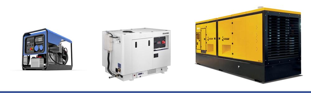 Imagen venta de generadores