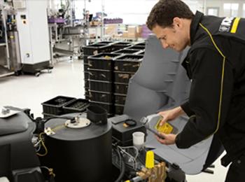 Imagen Servicio Técnico de maquinaria de limpieza